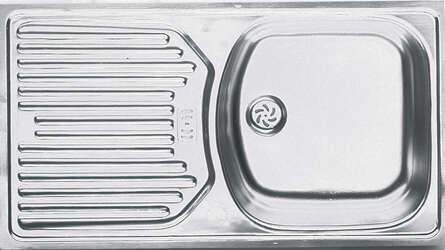 Image du produit EVIER INOX ENCASTRER FRANKE 1 CUVE ES611 ETX614   -- 951733