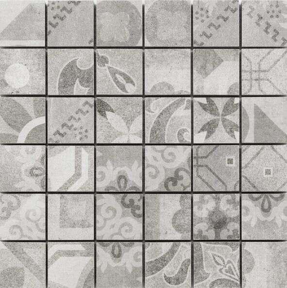 Image du produit 29.8X29.8 MOSAIQUE BARWOLF CEMENTO VINTAGE GREY KEG-17004