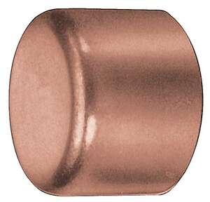 Image produit BOUCHON 5301 CU-F 12 A SOUDER SUR TUBE CUIVRE - 530112