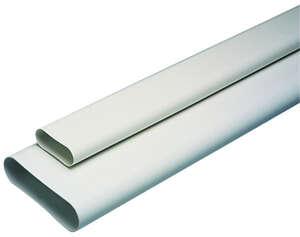 Image produit CONDUIT RIGIDE PVC MINIGAINE 40X100MM (Ø80)  -- 11091102