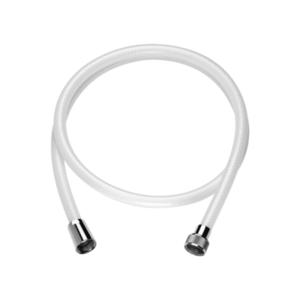 Image produit FLEXIBLE ARME PVC BLANC 1/2 L.0.80 M 434080