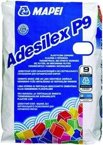 Image produit ADESILEX P9 BLANC COLLE SOUPLE 25 KGS