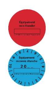Image produit JEU DE 10 ÉTIQUETTES GAZ BLANCHE - MCD/ETIQGAZ